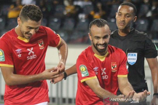 Al Ahly perhebat rekor seusai juarai Liga Champions Afrika 10 kali