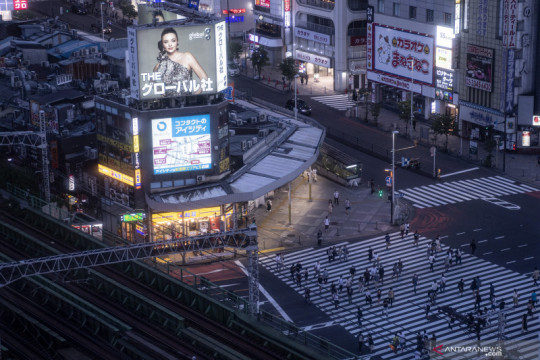 Altet Uganda yang hilang tertangkap kamera di stasiun Nagoya