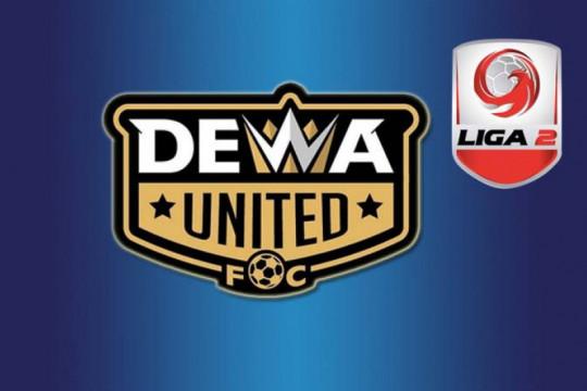 Dewa United tetap berlatih bersama di tengah PPKM Darurat