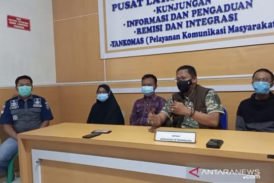 Pelanggar aturan PPKM darurat bebas dari Lapas Tasikmalaya