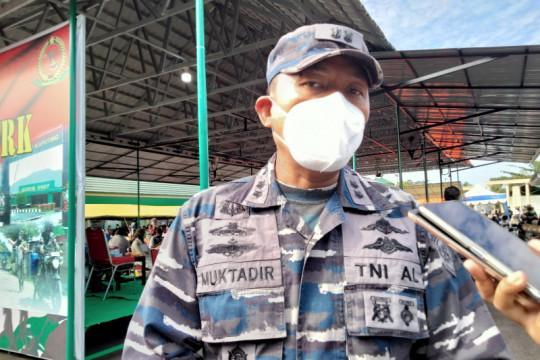 Lantamal XIII menambah ruang isolasi pasien COVID-19 di Tarakan