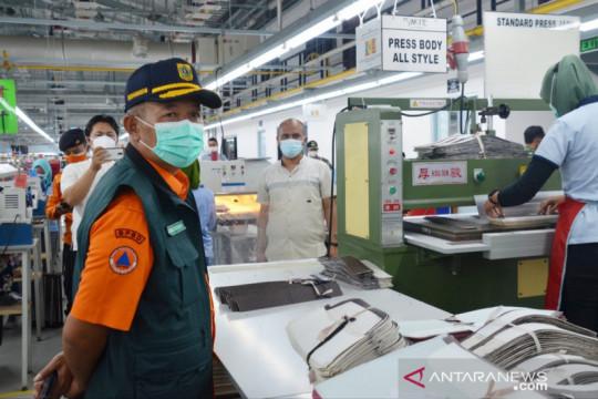 14 industri di Bogor kena tipiring selama PPKM darurat