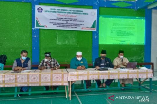 Shalat Idul Adha di Mimika Papua dipusatkan di 75 masjid