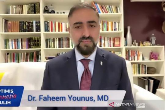 Tanggapan Dokter Faheem Younus soal ivermectin jadi obat terapi