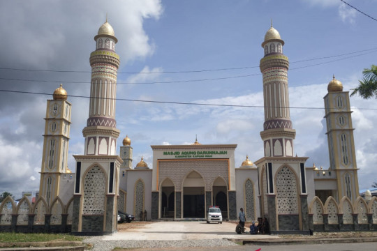 Bupati Kapuas Hulu pastikan masjid terapkan prokes saat Idul Adha