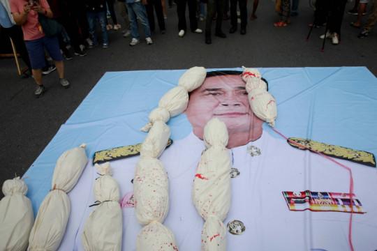 Thailand catat rekor 16.533 kasus harian COVID