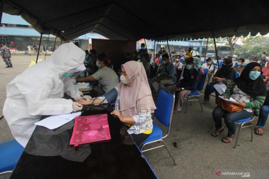 Pemprov Jawa Timur berupaya percepat vaksinasi COVID-19