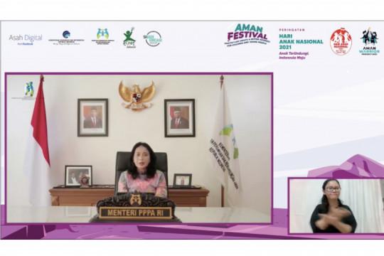 Menteri PPPA ingatkan anak Indonesia gunakan medsos secara bijaksana