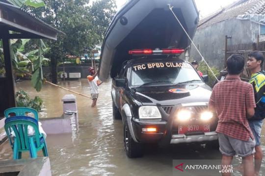 BNPB peringatkan sejumlah daerah berpotensi banjir