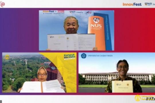UI-UGM-NUS tingkatkan inovasi dan kewirausahaan