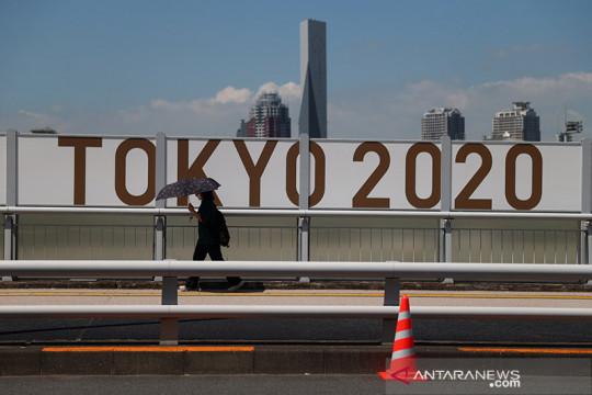 Singapura bikin prangko khusus Olimpiade Tokyo