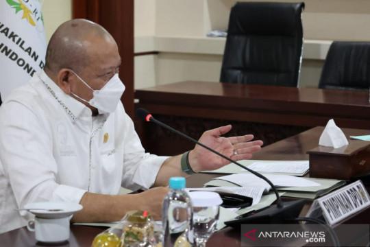 Ketua DPD sambut baik rencana penambahan anggaran bansos