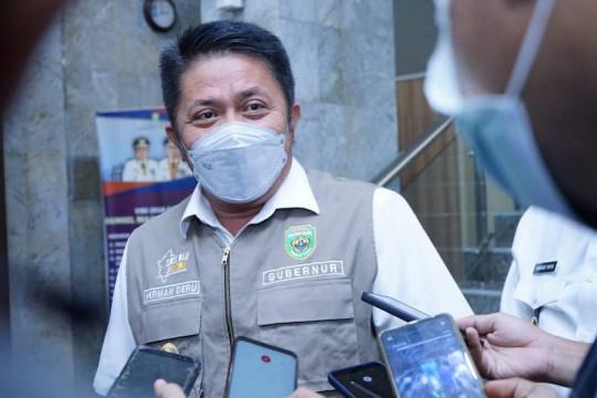 Gubernur Sumsel perintah habiskan sisa vaksin di pusat penyimpanan