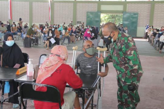 Kodam IX/Udayana terima 1.300 obat-obatan bagi warga prasejahtera