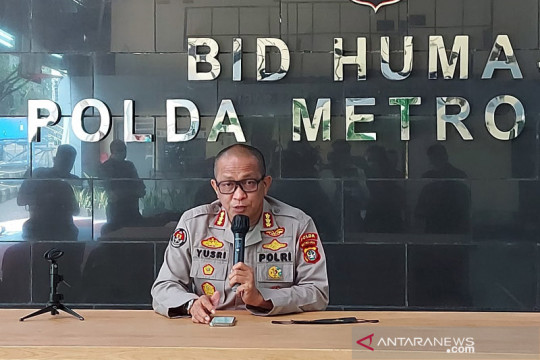 Polda Metro masih meneliti barang bukti kasus penembakan di Tangerang