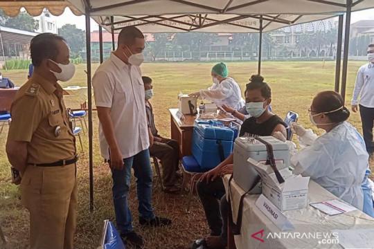 NasDem gelar vaksinasi keliling percepat vaksin COVID-19 untuk warga