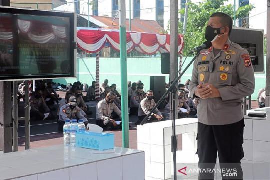 Wakapolda Papua bekali bintara baru untuk pengamanan PON XX