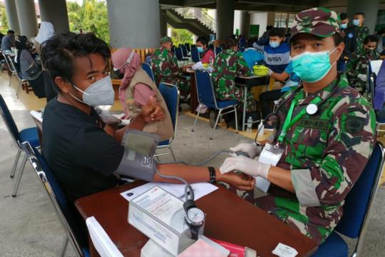 Sekolah Islam Athirah telah vaksinasi 2.850 orang