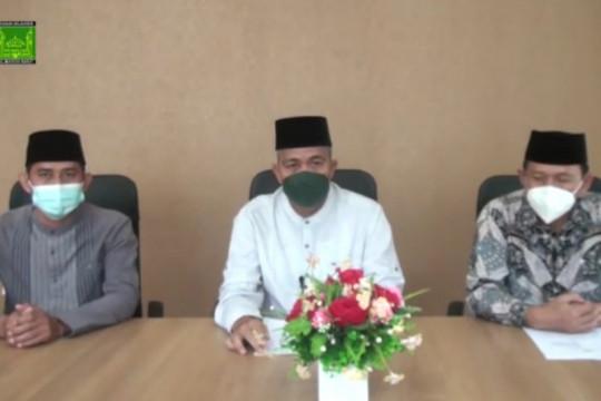 Masjid Raya Mujahidin Pontianak tiadakan Sholat Idul Adha
