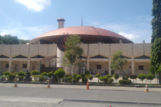 Masjid Raya Sabilal Muhtadin Kalsel gelar Shalat Idul Adha