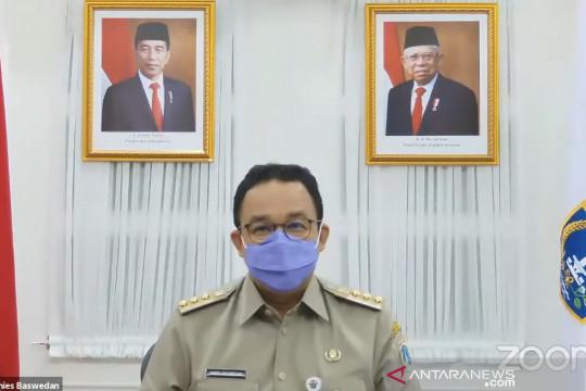 Anies ajak warga Jakarta secepatnya dapatkan vaksinasi COVID-19