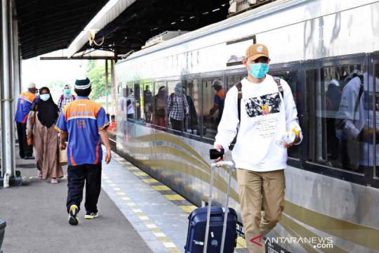 Syarat perjalanan kereta api diperketat pada libur Idul Adha