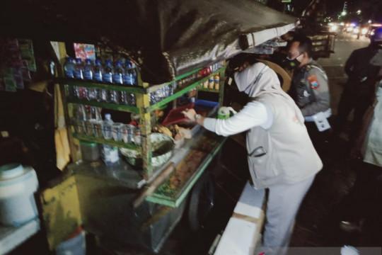 Forkopimda Kota Madiun lakukan operasi penertiban PPKM darurat