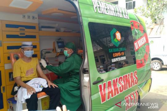 Kabupaten Bogor luncurkan mobil vaksinasi untuk jangkau warga pelosok