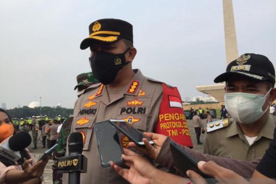 Polres Jakpus gandeng DMI-MUI agar tak Shalat Id di masjid