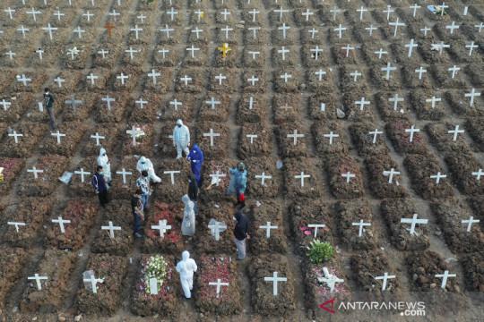 Bareskrim Polri selidiki informasi soal kartel kremasi jenazah COVID
