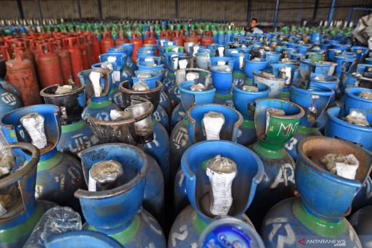 Polisi dalami keterlibatan pemilik gudang dugaan penimbunan oksigen