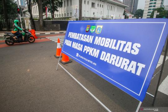 Rencana perpanjangan PPKM Darurat