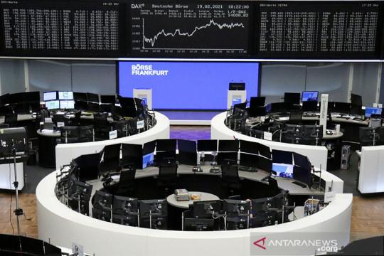 Perjalanan pimpin penurunan saham Eropa di tengah kekhawatiran virus