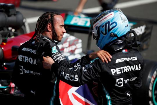 Hamilton puji sportifitas Bottas