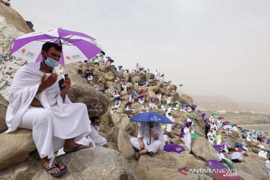 Ibadah haji di tengah pandemi COVID-19