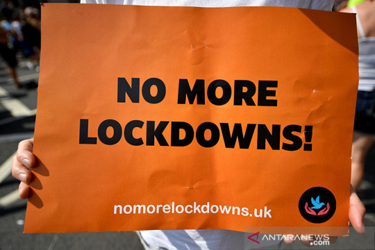 """Eks penasihat ungkap alasan Boris Johnson hentikan """"lockdown"""""""