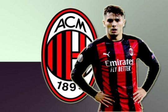 AC Milan pinjam Brahim Diaz lagi dua musim ke depan