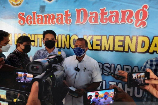 """Rencana """"lockdown"""" sebulan, Gubernur Papua minta warga bersiap"""