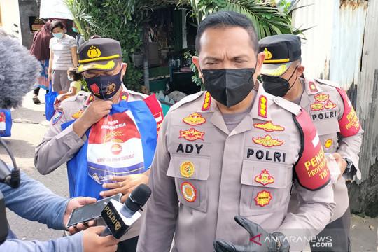 Berkas perkara narkoba Karutan Depok dilimpahkan ke Kejari Jakbar