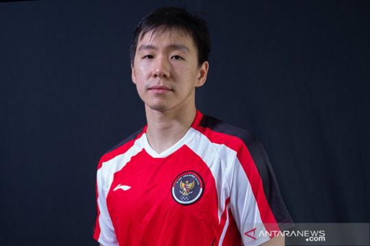 Marcus Gideon diistirahatkan pada final Piala Thomas hadapi China