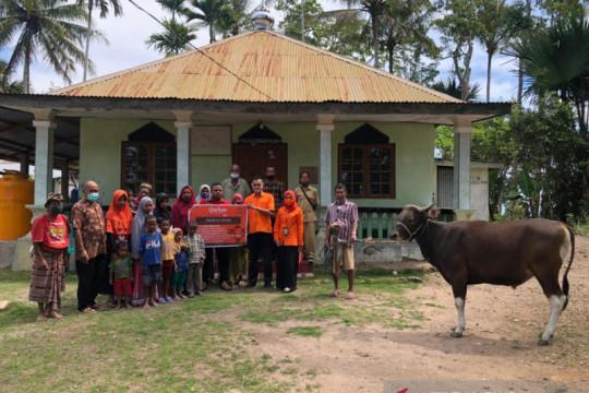 """""""Mari Ber-Qurban di Tanah Timor NTT"""" salurkan kurban di masjid pelosok"""