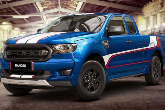 Ford Ranger XL Street Special Edition Eksklusif di Thailand