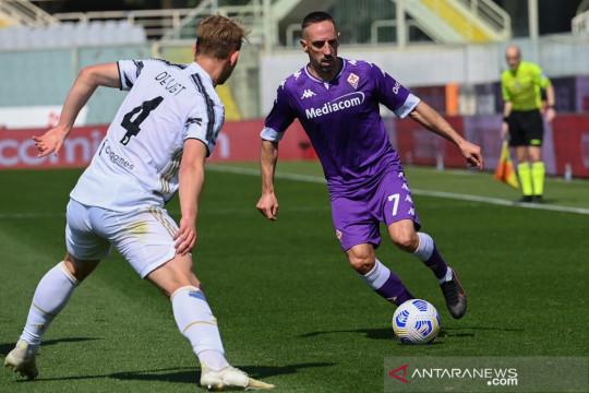 Agen sebut Franck Ribery masih ingin bermain di Serie A