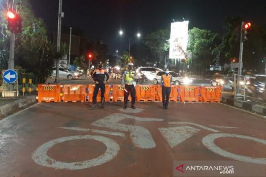 Pemkot Bandung sebut penutupan jalan hanya saat malam