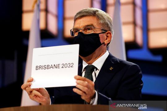 Kalahkan Indonesia, Brisbane jadi tuan rumah Olimpiade 2032