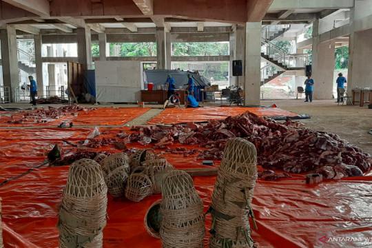 """Pemkot Jaksel sebar 1.600 """"bongsang'' daging hewan kurban"""