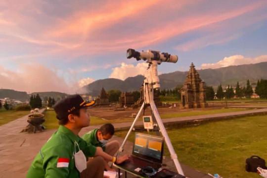 Penutupan objek wisata Candi Arjuna diperpanjang hingga 2 Agustus