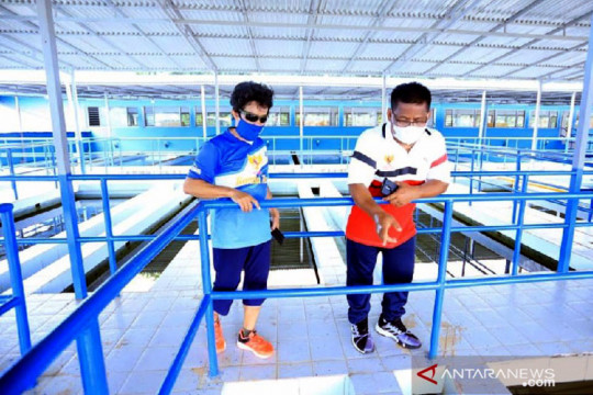 Banda Aceh bangun reservoir raksasa untuk atasi persoalan air bersih