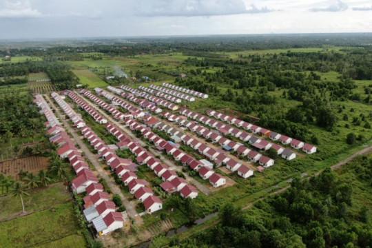 Kementerian PUPR danai Rp9,49 Miliar bangun PSU rumah subsidi Kalbar