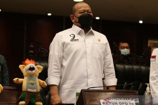 LaNyalla: Disiplin prokes dan vaksinasi akan bantu akhiri PPKM